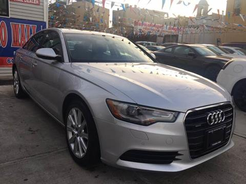 2014 Audi A6 for sale at Elite Automall Inc in Ridgewood NY