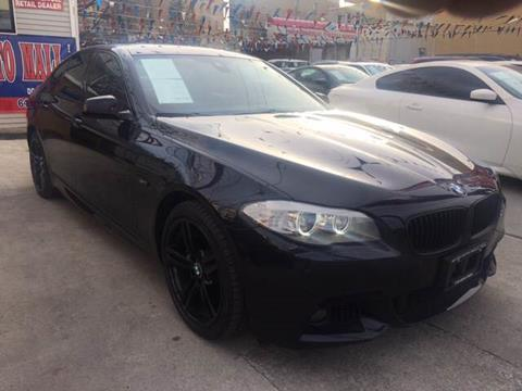2013 BMW 5 Series for sale at Elite Automall Inc in Ridgewood NY