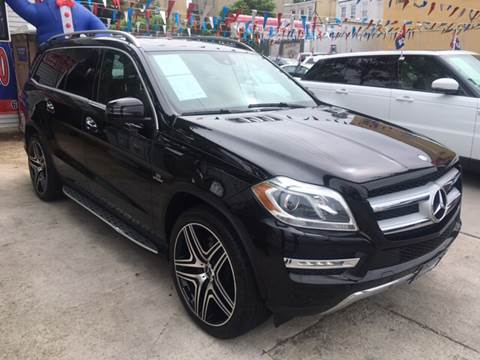 2013 Mercedes-Benz GL-Class for sale at Elite Automall Inc in Ridgewood NY