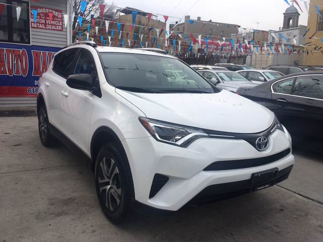 2016 Toyota RAV4 for sale at Elite Automall Inc in Ridgewood NY