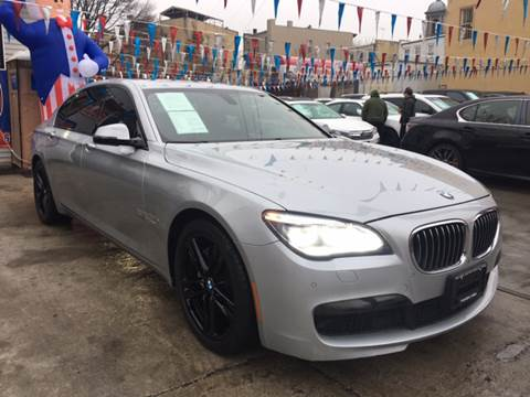 2013 BMW 7 Series for sale at Elite Automall Inc in Ridgewood NY