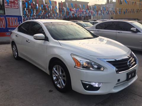 2013 Nissan Altima for sale at Elite Automall Inc in Ridgewood NY