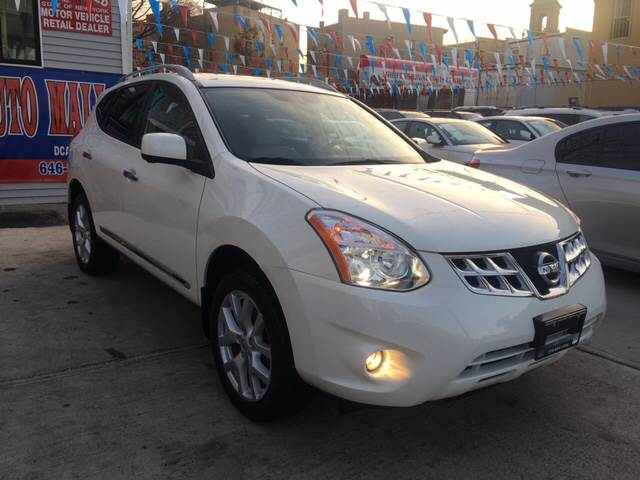 2012 Nissan Rogue for sale at Elite Automall Inc in Ridgewood NY