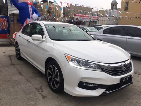 2016 Honda Accord for sale at Elite Automall Inc in Ridgewood NY
