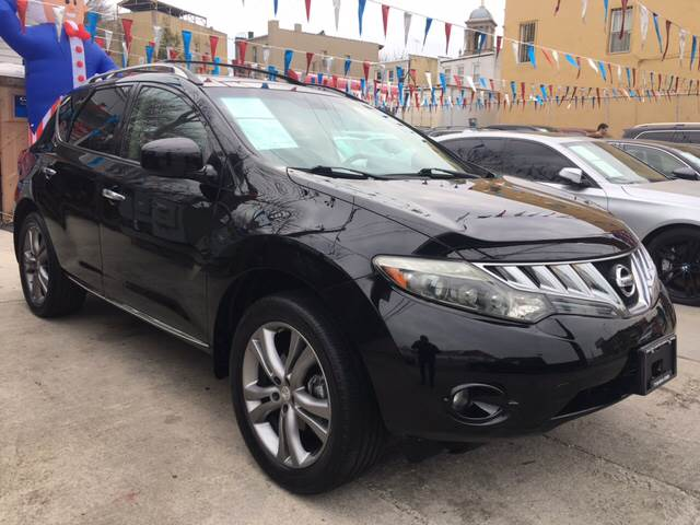 2009 Nissan Murano for sale at Elite Automall Inc in Ridgewood NY