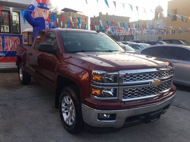 2014 Chevrolet Silverado 1500 for sale at Elite Automall Inc in Ridgewood NY