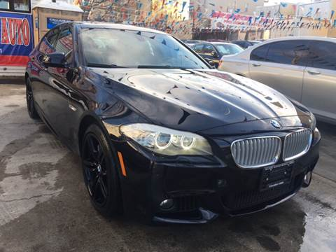 2011 BMW 5 Series for sale at Elite Automall Inc in Ridgewood NY