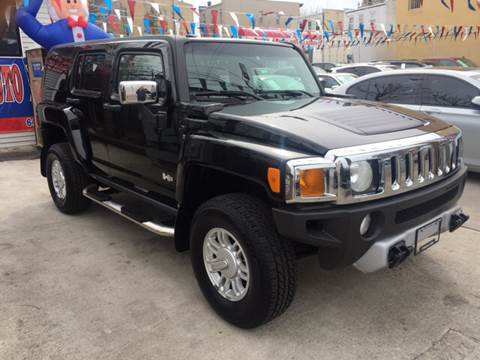 2008 HUMMER H3 for sale at Elite Automall Inc in Ridgewood NY