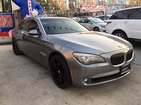 2009 BMW 7 Series for sale at Elite Automall Inc in Ridgewood NY