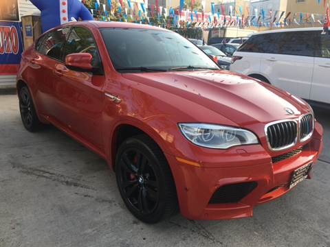 2013 BMW X6 M for sale at Elite Automall Inc in Ridgewood NY