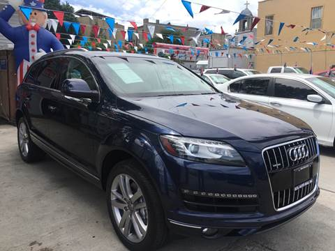 2014 Audi Q7 for sale at Elite Automall Inc in Ridgewood NY