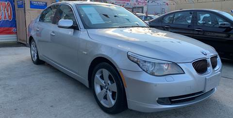 2008 BMW 5 Series for sale at Elite Automall Inc in Ridgewood NY
