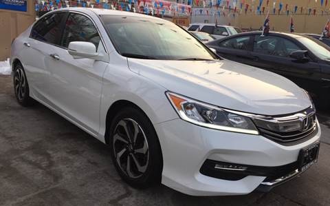 2017 Honda Accord for sale in Ridgewood, NY