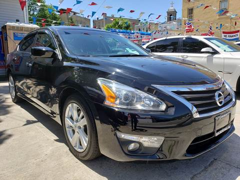 2015 Nissan Altima for sale at Elite Automall Inc in Ridgewood NY