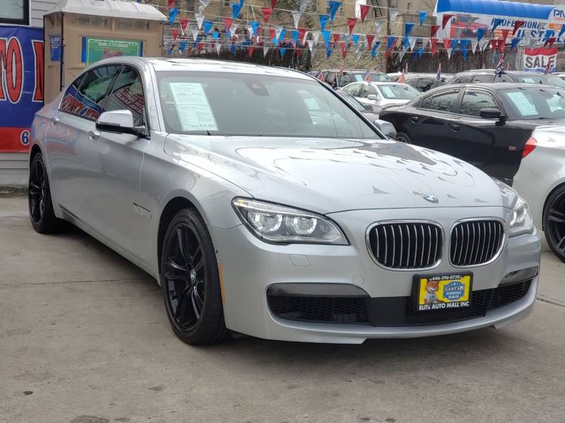 2015 BMW 7 Series for sale at Elite Automall Inc in Ridgewood NY