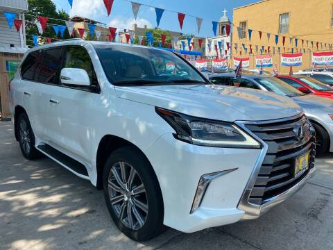 2017 Lexus LX 570 for sale at Elite Automall Inc in Ridgewood NY