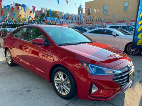 2019 Hyundai Elantra for sale at Elite Automall Inc in Ridgewood NY