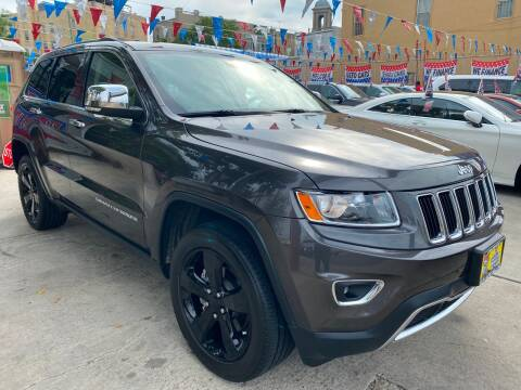 2016 Jeep Grand Cherokee for sale at Elite Automall Inc in Ridgewood NY