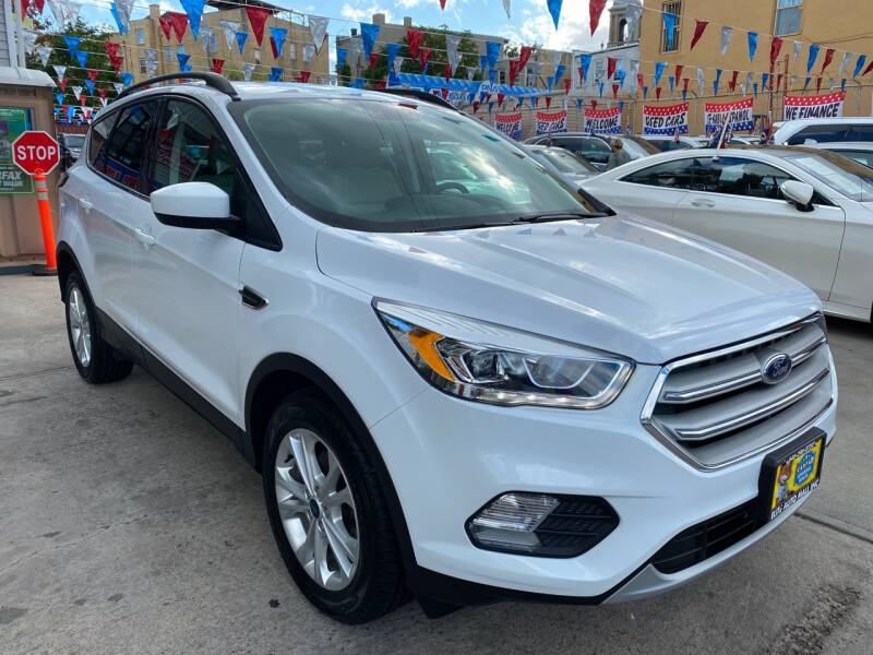 2018 Ford Escape for sale at Elite Automall Inc in Ridgewood NY