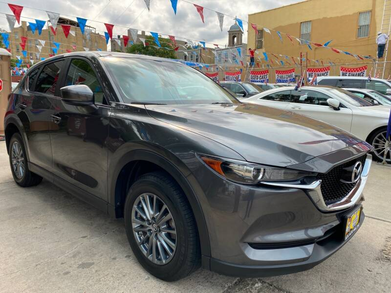 2017 Mazda CX-5 for sale at Elite Automall Inc in Ridgewood NY