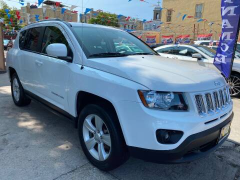 2017 Jeep Compass for sale at Elite Automall Inc in Ridgewood NY