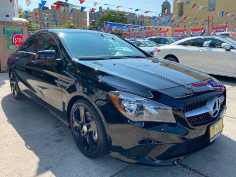 2016 Mercedes-Benz CLA for sale at Elite Automall Inc in Ridgewood NY