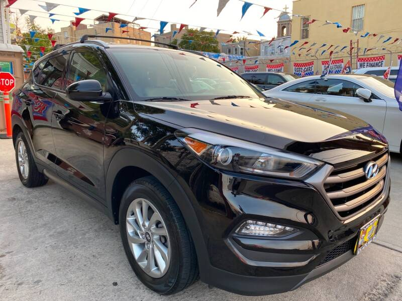 2016 Hyundai Tucson for sale at Elite Automall Inc in Ridgewood NY