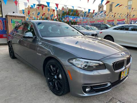 2015 BMW 5 Series for sale at Elite Automall Inc in Ridgewood NY