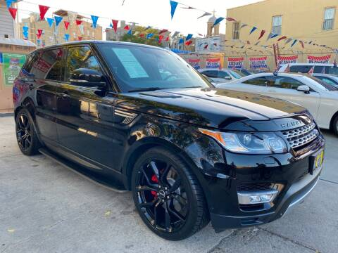 2014 Land Rover Range Rover Sport for sale at Elite Automall Inc in Ridgewood NY