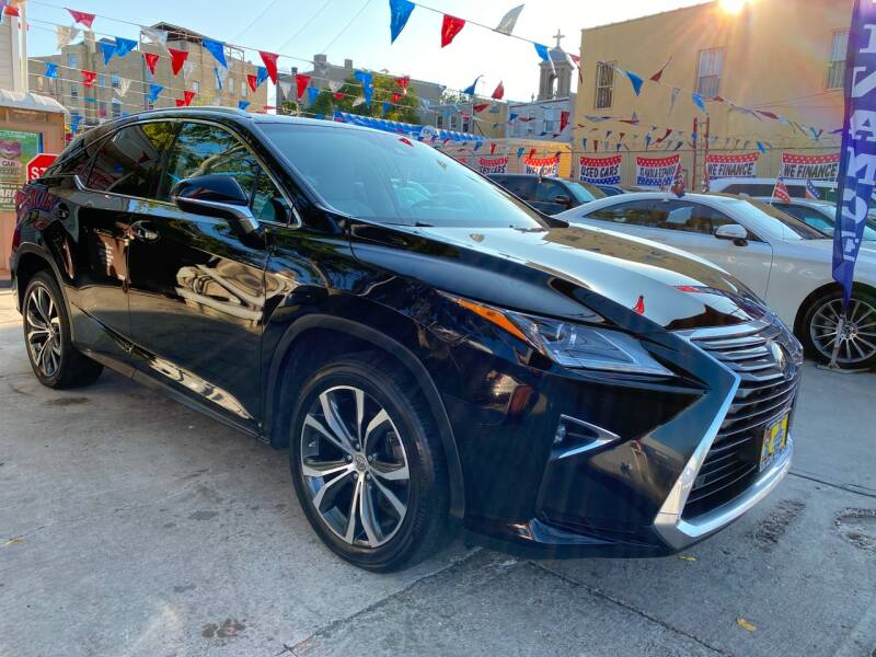 2017 Lexus RX 350 for sale at Elite Automall Inc in Ridgewood NY