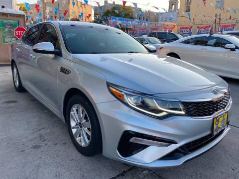 2019 Kia Optima for sale at Elite Automall Inc in Ridgewood NY