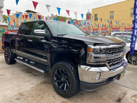 2016 Chevrolet Silverado 1500 for sale at Elite Automall Inc in Ridgewood NY