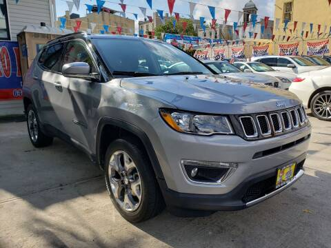 2018 Jeep Compass for sale at Elite Automall Inc in Ridgewood NY