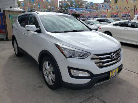 2013 Hyundai Santa Fe Sport for sale at Elite Automall Inc in Ridgewood NY