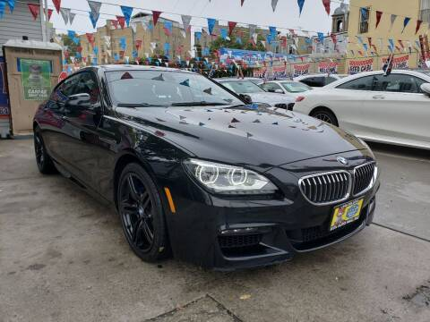 2015 BMW 6 Series for sale at Elite Automall Inc in Ridgewood NY
