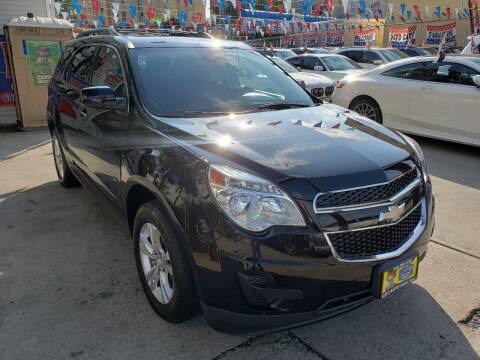 2015 Chevrolet Equinox for sale at Elite Automall Inc in Ridgewood NY