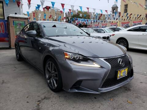 2014 Lexus IS 250 for sale at Elite Automall Inc in Ridgewood NY