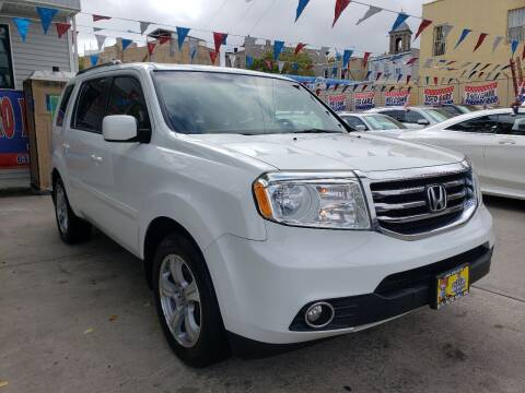 2012 Honda Pilot for sale at Elite Automall Inc in Ridgewood NY