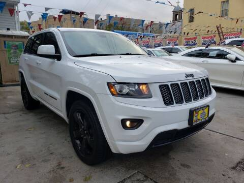 2015 Jeep Grand Cherokee for sale at Elite Automall Inc in Ridgewood NY