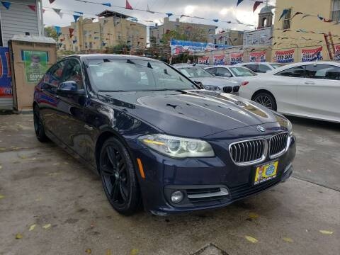 2016 BMW 5 Series for sale at Elite Automall Inc in Ridgewood NY