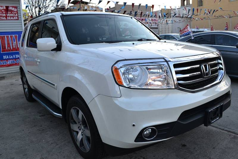 2013 Honda Pilot For Sale At Elite Automall Inc In Ridgewood NY