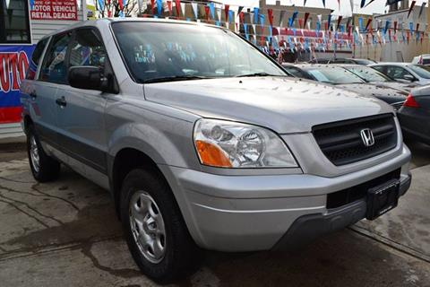 2004 Honda Pilot for sale in Ridgewood, NY