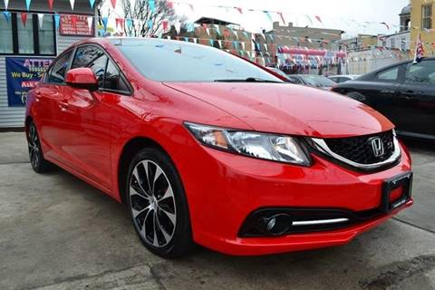 2013 Honda Civic for sale at Elite Automall Inc in Ridgewood NY