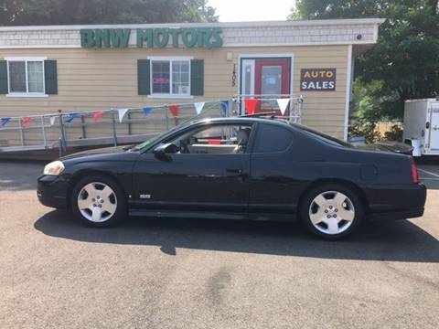 2006 Chevrolet Monte Carlo for sale in Yelm, WA