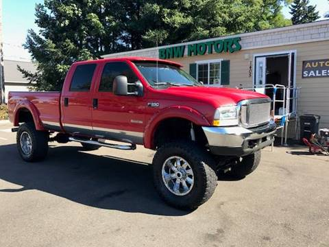 2004 Ford F-350 Super Duty for sale in Yelm, WA