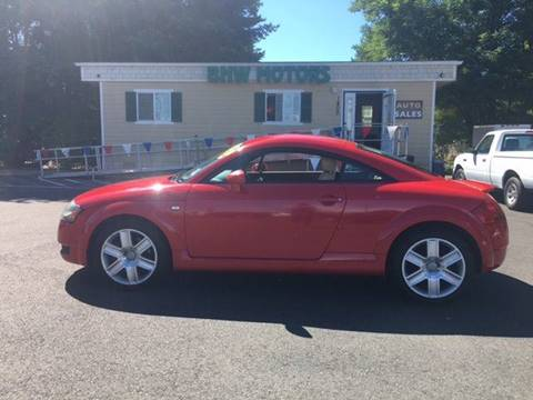 2003 Audi TT for sale in Yelm, WA