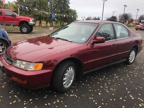 1997 Honda Accord for sale in Yelm, WA