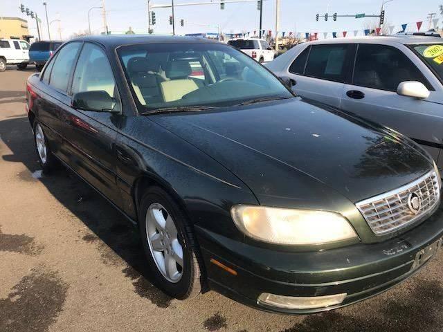 2000 Cadillac Catera In Yelm WA - BNW Motors LLC