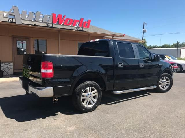 2008 Ford F-150 4x2 Lariat 4dr SuperCrew Styleside 5.5 ft. SB - Marble Falls TX