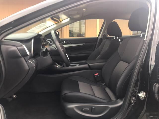 2017 Nissan Maxima 3.5 SV 4dr Sedan - Marble Falls TX
